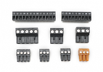 P+50CON0Z0 КОМПЛЕКТ РАЗЪЕМОВ REMOVABLE SCREW CONNECTORS KIT FOR PCO5+ EXTRALARGE